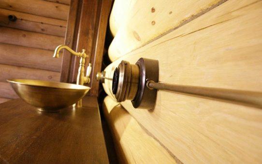 Ретро проводка в деревянном доме: расчет параметров, проектирование, монтаж и подбор винтажных элементов. 165 фото стильных идей