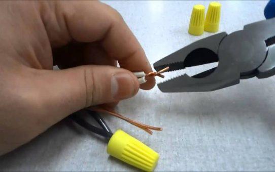 Соединение электрических проводов: сварка, пайка, скрутка и клеммы. Выбор вида соединения при монтажных работах (125 фото)