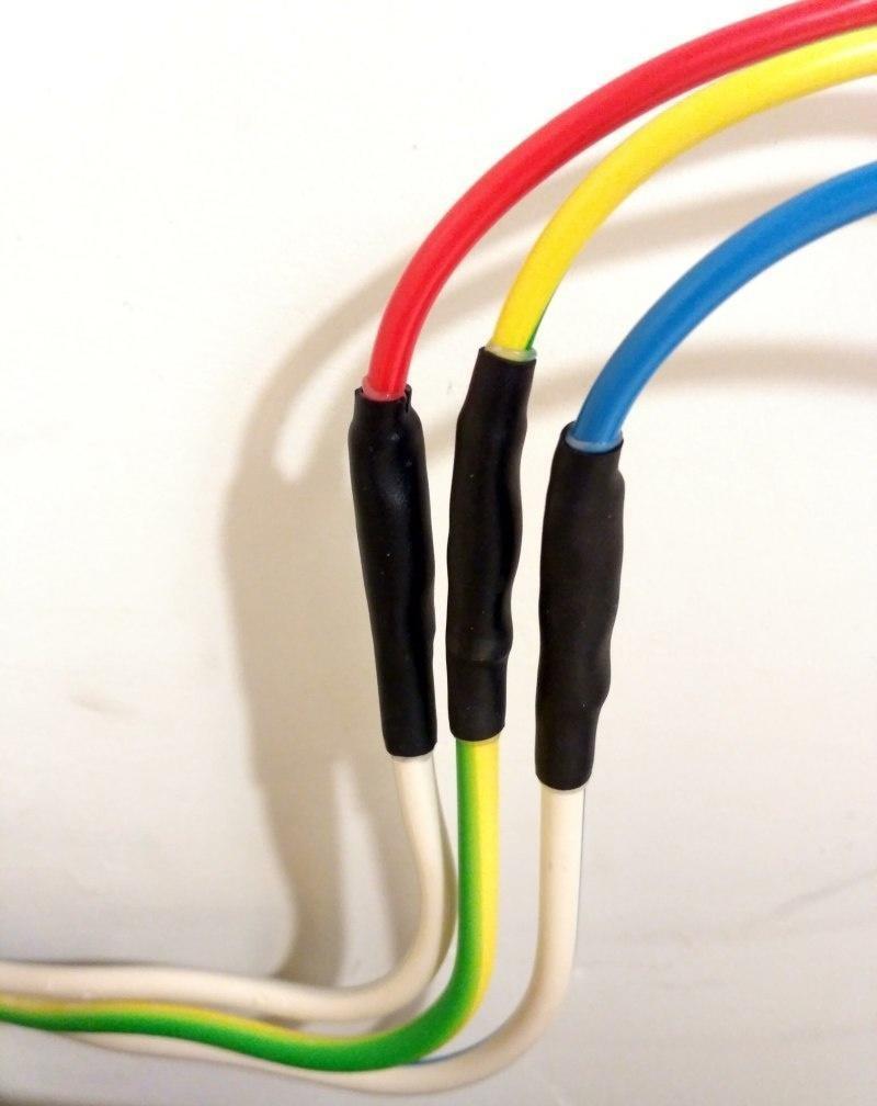 Соединение для проводов своими руками