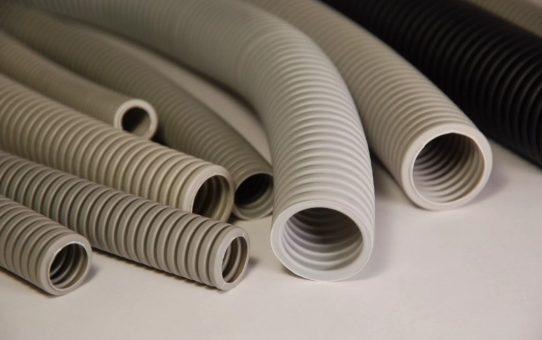 Виды гофр для электрических кабелей: советы по выбору и правила расчета размера гофры. 145 фото современных гофр