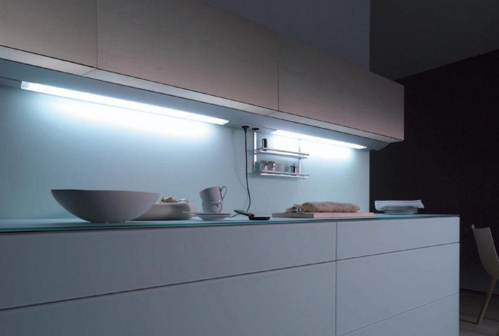 Кухня подсветка картинки