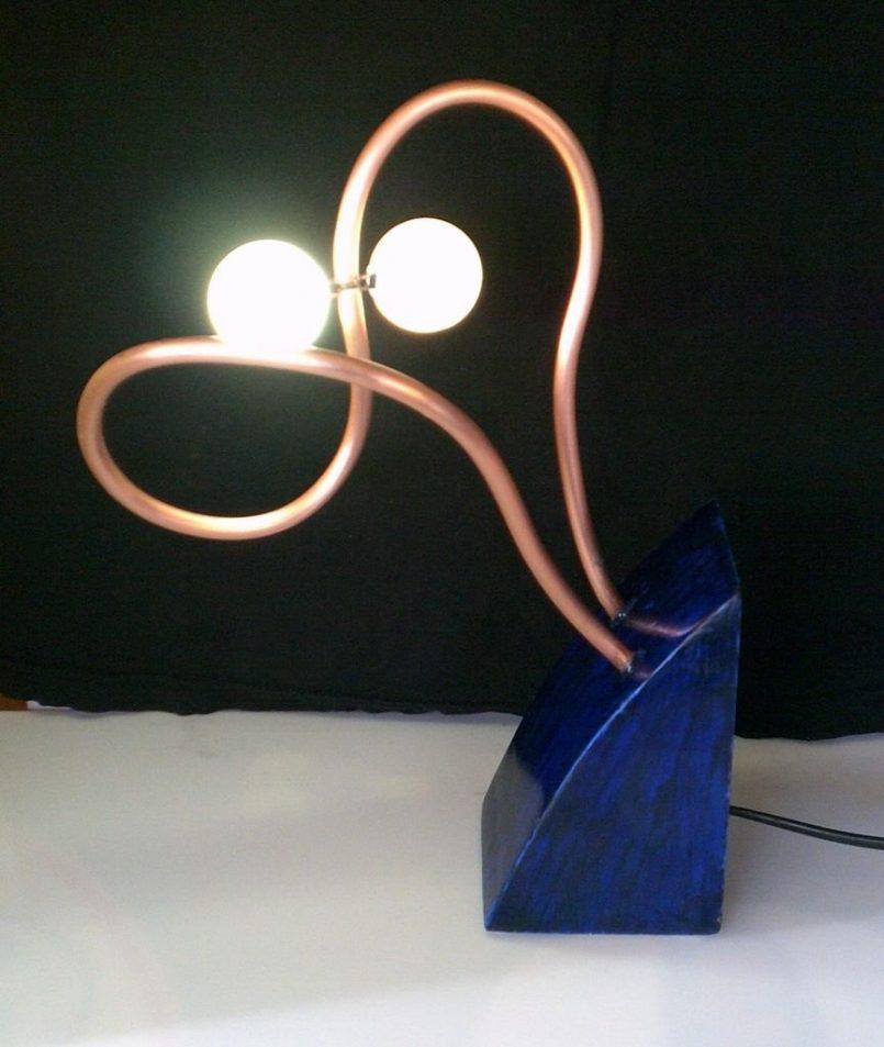 Лампа своими руками — 130 фото оригинальный и стильных идей как изготовить самодельную лампу из подручных средств