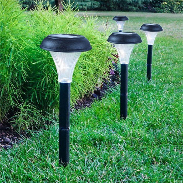 солнечные батарейки для садовых светильников