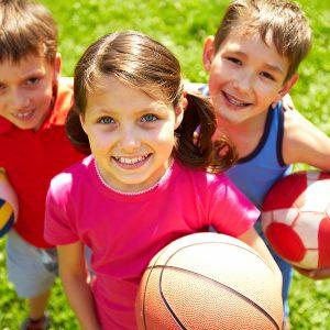 Почему нужно заниматься спортом с детства?